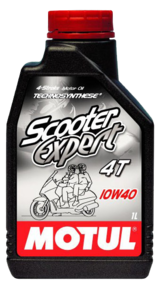 Scooter Expert 4T 10W40