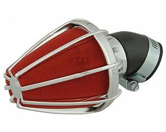 Купить Воздушный фильтр нулевого сопротивления d-35мм (красный) KOSO в Калининграде