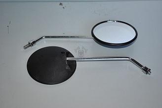 Купить Зеркала DELTA (мопед) круглые прав. резьба М8 SCOOTER-M в Калининграде