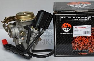 Купить Карбюратор 4T 139QMB 70сс (d-18mm) SCOOTER-M в Калининграде