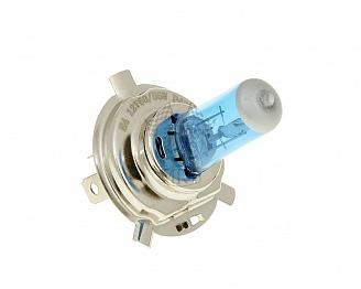Купить Лампа головного света галоген H4 P43T 35/35W (синяя) TW в Калининграде