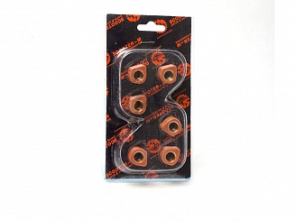 Купить Ролики вариатора D-профиль (компл. 6шт) 15x12 8,0гр SCOOTER-M в Калининграде
