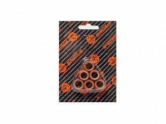 Купить Ролики вариатора (компл. 6шт) 15x12 5,0гр SCOOTER-M в Калининграде