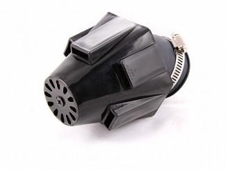 Купить Фильтр нулевого сопротивления черн.крышка d-42 45град. SCOOTER-M в Калининграде
