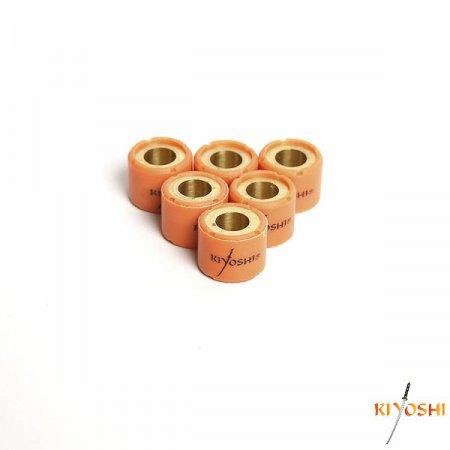 Купить Грузики вариатора Kiyoshi (6шт) 16*13 9,0гр. 139QMB, DIO в Калининграде