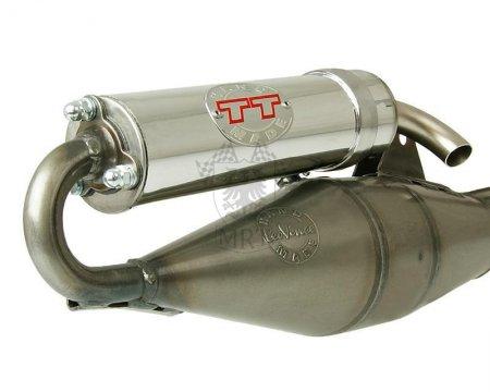 Купить Глушитель LeoVince [TT] - CPI, Keeway, Generic E2 в Калининграде